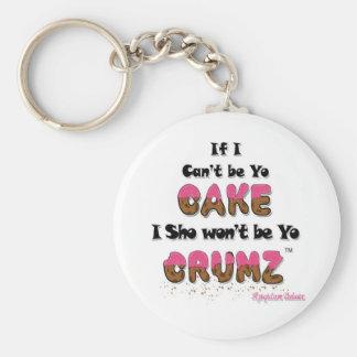 Cake Crumz Key Ring
