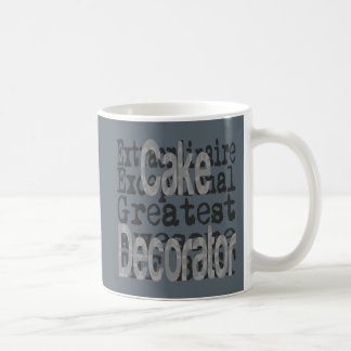 Cake Decorator Extraordinaire Coffee Mug