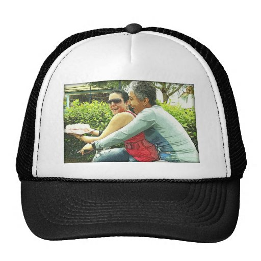 Cake Delivery Trucker Hat