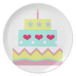 Cake! Dinner Plate