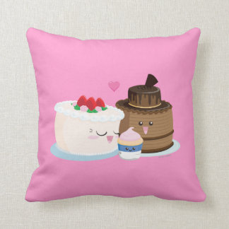 Cake Family Cushion