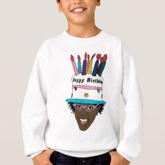 Cake hat sweatshirt