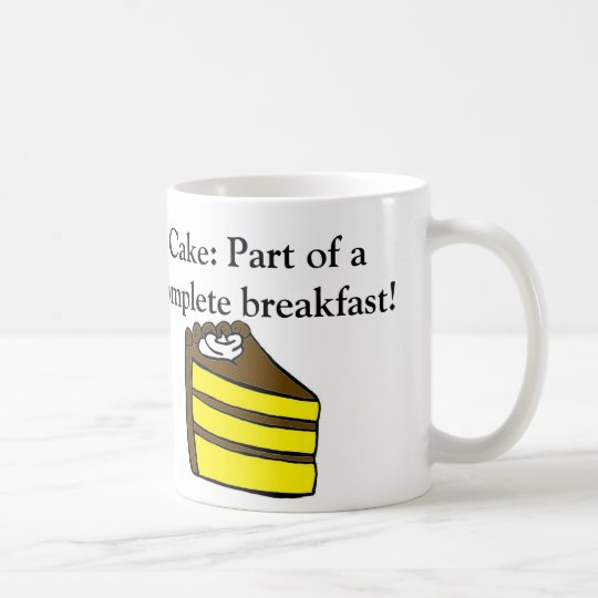 Cake Lover's Mug