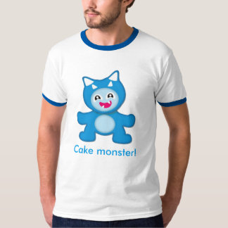 Cake monster! T-Shirt