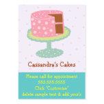 Cake-Pink & Green
