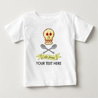 Cake Pirate! Baby T-Shirt