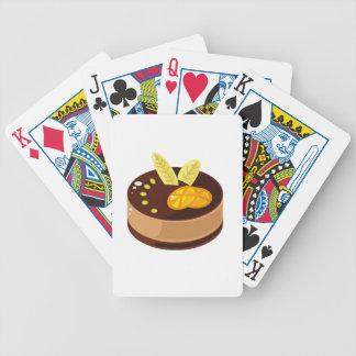 cake playing cards
