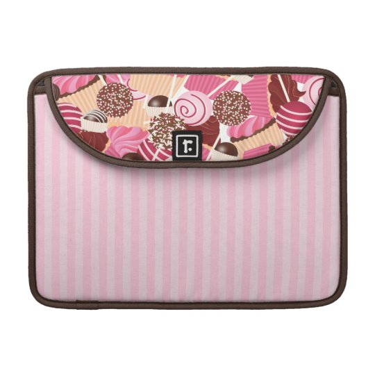 Cake Pops and Cupcakes MacBook Sleeve Sleeves For MacBooks