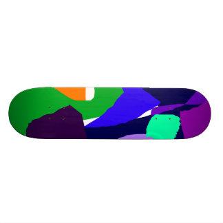Cake Preserve Keepsake Magic Pounding Skateboard