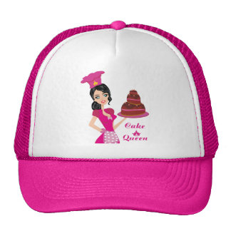 Cake Queen Cap