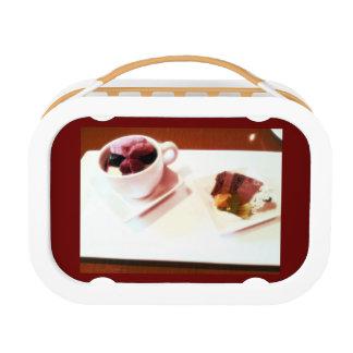 Cake set image lunch box Part 1