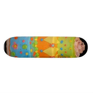 cake skateboard decks