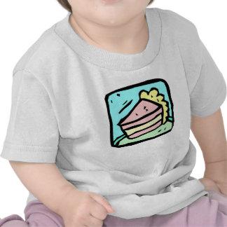 Cake Slice Tee Shirts