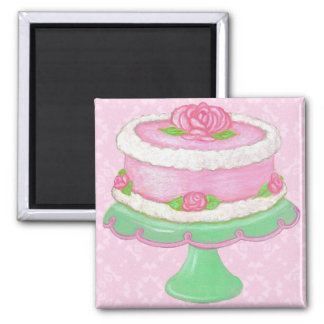 Cake Stand Magnet