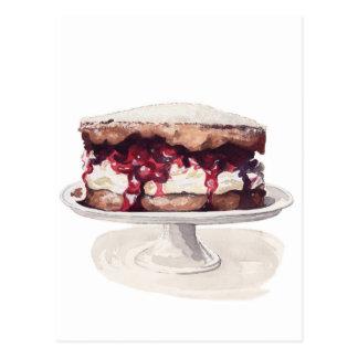Cake Time Postcard