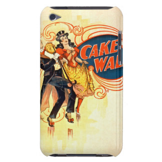 Cake Walk 1898 Case-Mate iPod Touch Case
