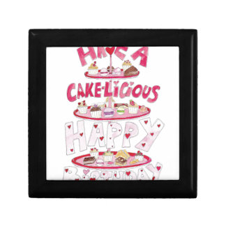 Cakelicious Happy Birthday Gift Box