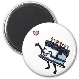 CakeLove Magnet - Cake