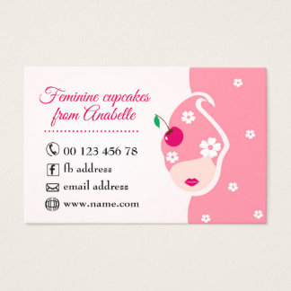 cakes, Handmade 3 D cakes, pastry-cookers Business Card