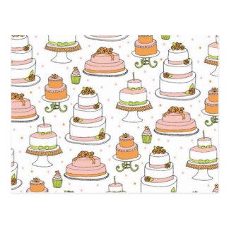 Cakes Postcards