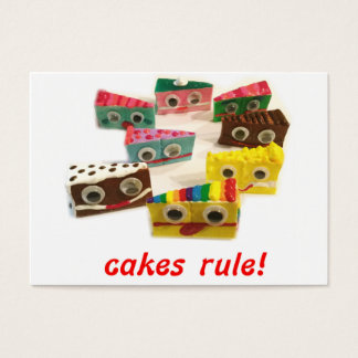Cakes Rule Cake Face Gift Cards