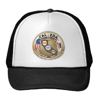 CAL-EDA Logo Cap