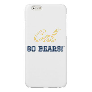 Cal Go Bears!: UC Berkeley iPhone iPhone 6 Plus Case