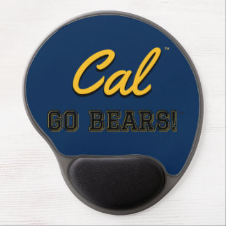 Cal Go Bears!: UC Berkeley Mousepad Gel Mouse Mat
