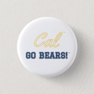 Cal Go Bears!: UC Berkeley Pin