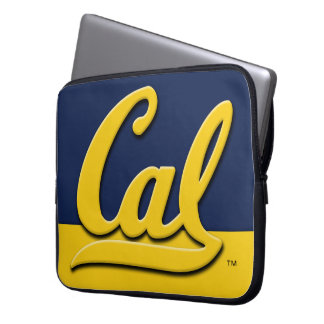 Cal Logo Laptop Sleeve