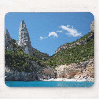 Cala Goloritze beach, Sardinia mousepad