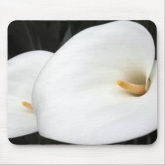 Cala Lilies Mouse Pad