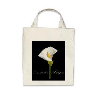 Cala Lily grocery bag organic