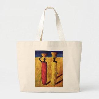 Calabash Girls 1991 Large Tote Bag