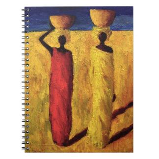 Calabash Girls 1991 Spiral Notebook