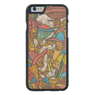 Calabash Market Carved® Maple iPhone 6 Case