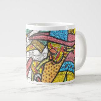 Calabash Market Jumbo Mug
