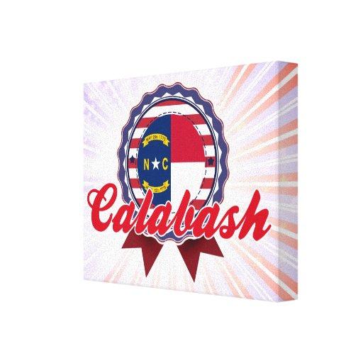 Calabash, NC Canvas Print