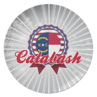 Calabash, NC Plates