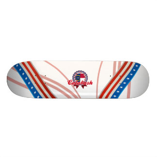 Calabash NC Skate Deck