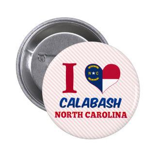 Calabash, North Carolina Buttons