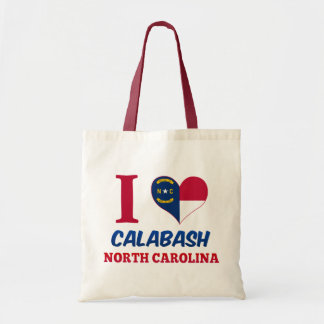 Calabash, North Carolina Tote Bag