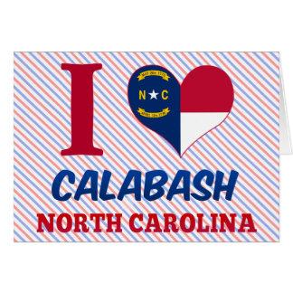 Calabash, North Carolina Greeting Cards