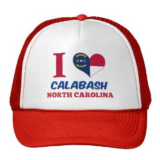 Calabash, North Carolina Hat