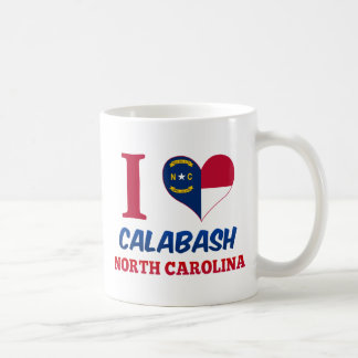 Calabash, North Carolina Coffee Mug