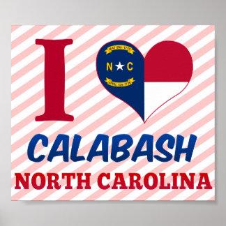 Calabash, North Carolina Print