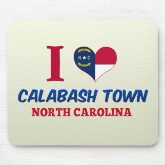 Calabash town North Carolina Mouse Pads