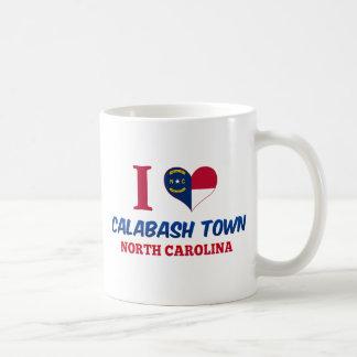 Calabash town, North Carolina Coffee Mug
