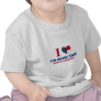 Calabash town, North Carolina T Shirts