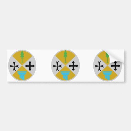 Calabria, Italy Bumper Sticker